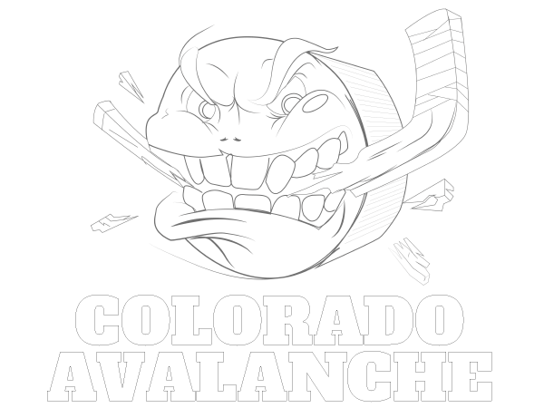 Avalanche coloring #14, Download drawings