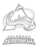 Avalanche coloring #9, Download drawings