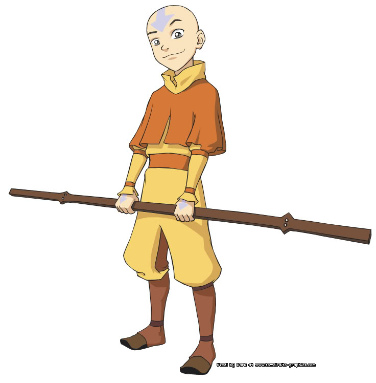 Avatar: The Last Airbender clipart #8, Download drawings