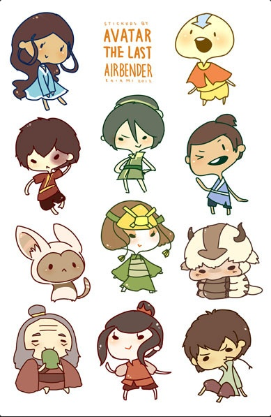 Avatar: The Last Airbender clipart #10, Download drawings