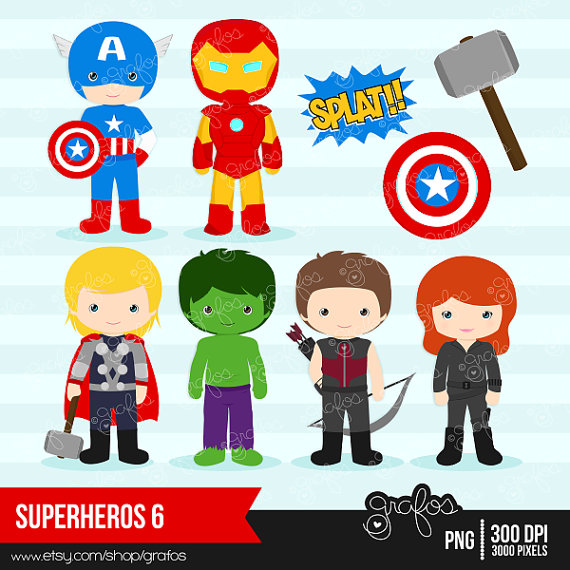 Avengers clipart #7, Download drawings
