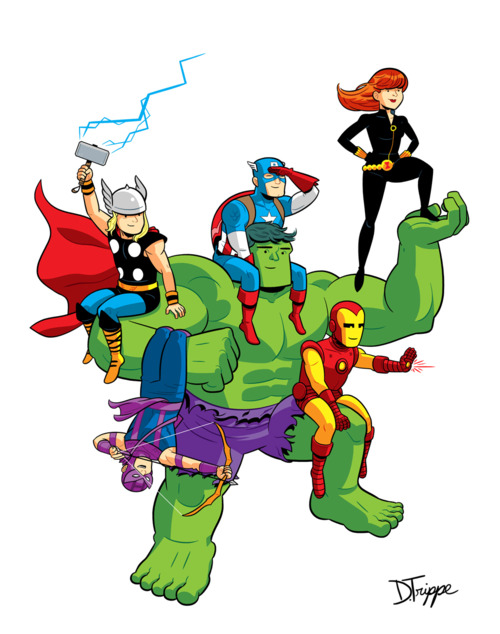 Avengers clipart #19, Download drawings