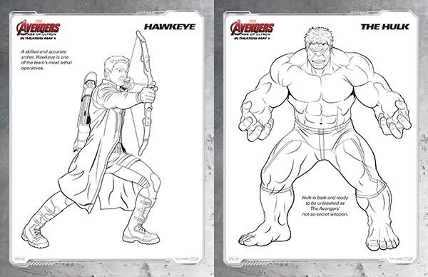 Avengers coloring #18, Download drawings