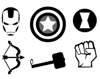 Avengers svg #9, Download drawings