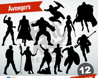 Avengers svg #6, Download drawings