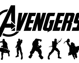 Avengers svg #444, Download drawings