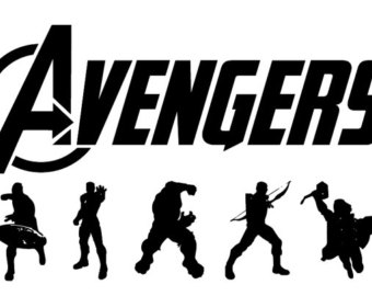 Avengers svg #17, Download drawings