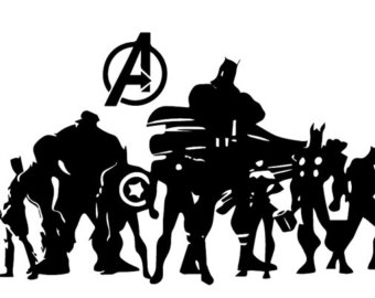 Avengers svg #16, Download drawings