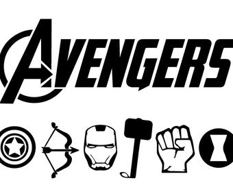 Avengers svg #445, Download drawings