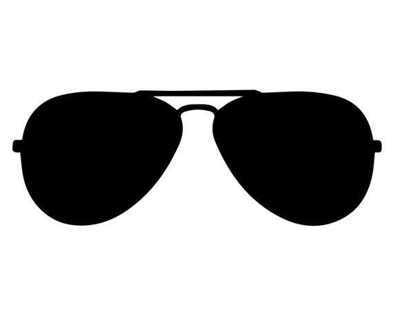 aviator sunglasses svg #1152, Download drawings