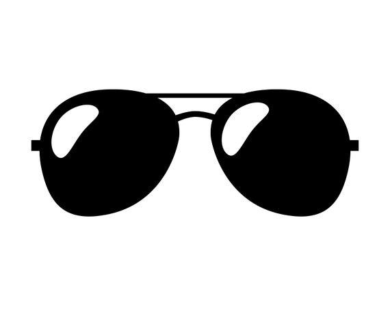aviator sunglasses svg #1151, Download drawings