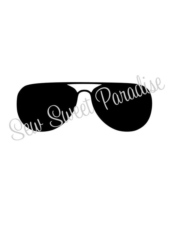 aviator sunglasses svg #1146, Download drawings