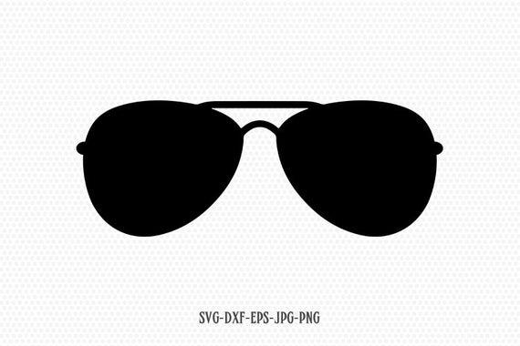 aviator sunglasses svg #1153, Download drawings