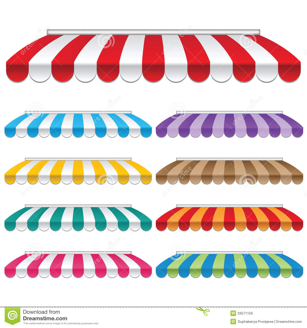 Awning clipart #3, Download drawings