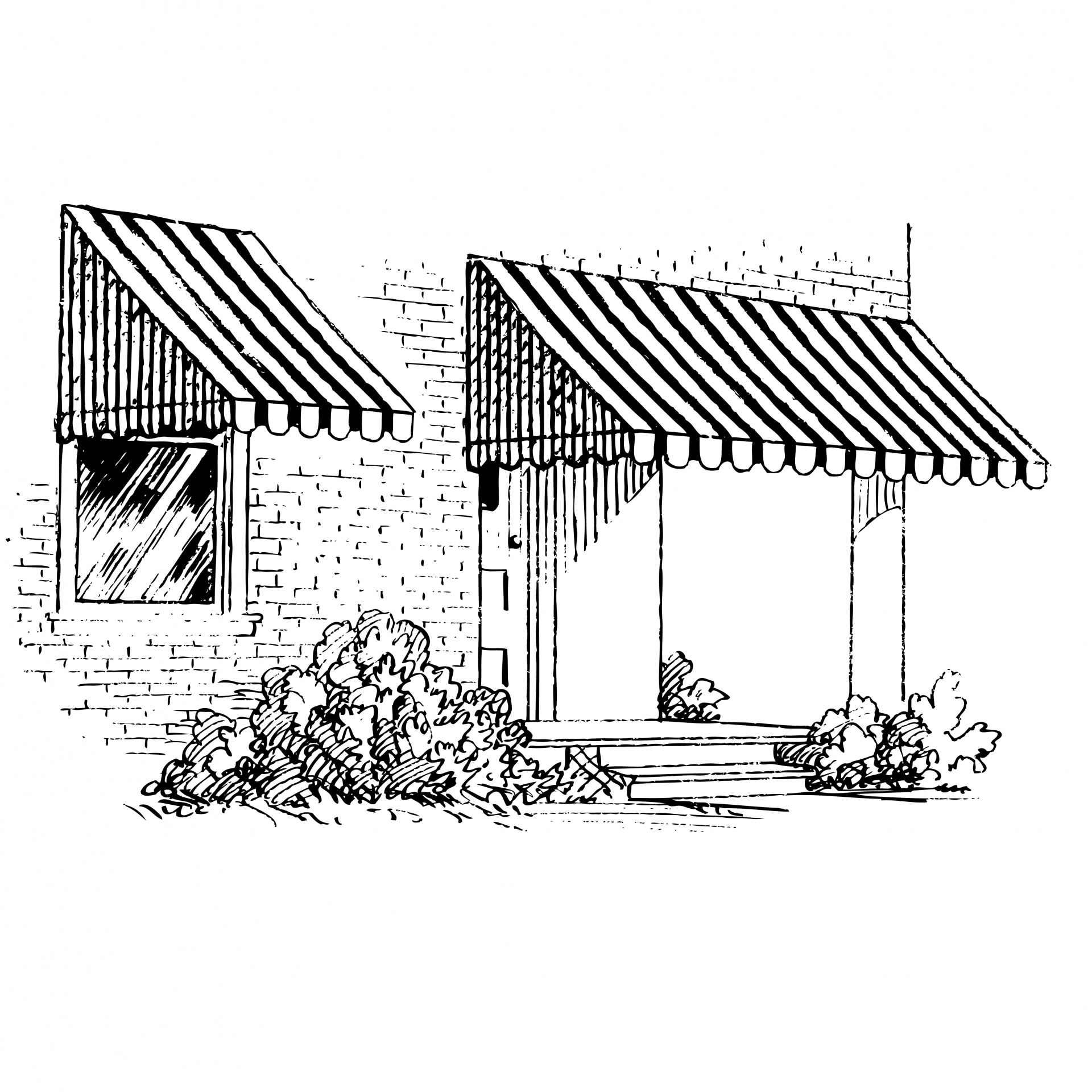 Awning clipart #1, Download drawings