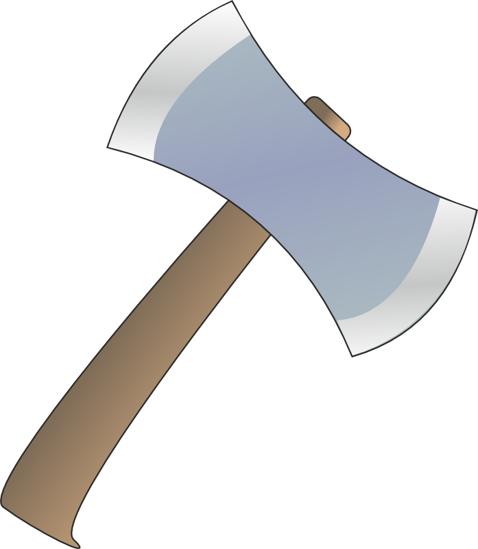 Axe clipart #6, Download drawings