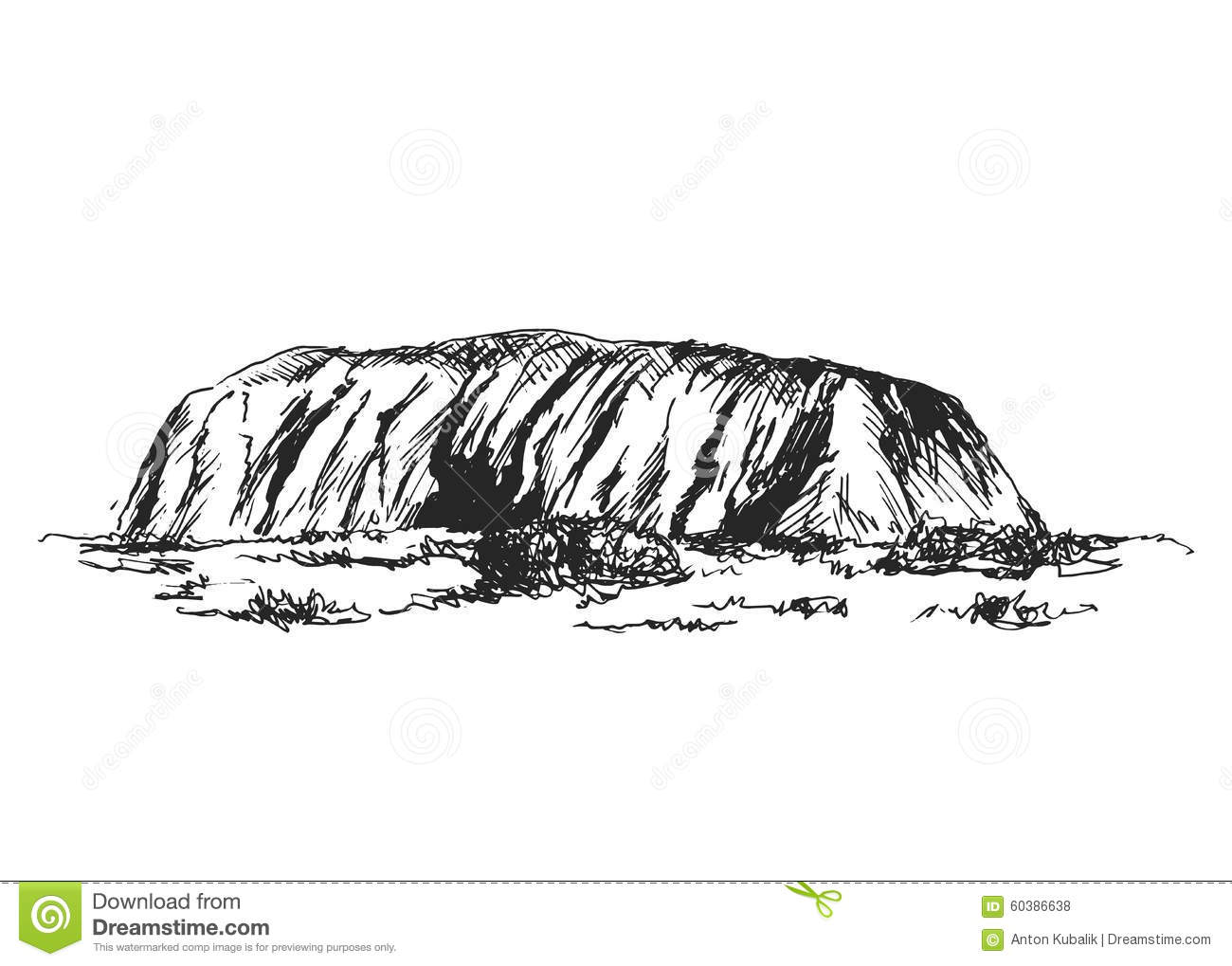 Ayers Rock clipart #15, Download drawings