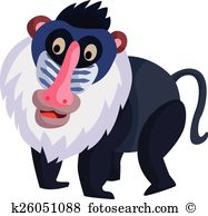 Baboon clipart #18, Download drawings