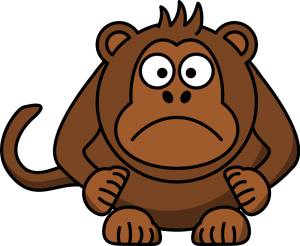 Primate clipart #13, Download drawings