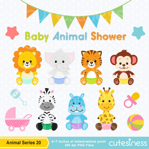Baby Animal clipart #3, Download drawings