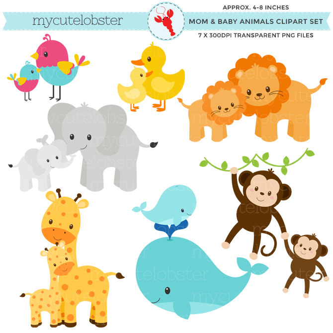 Baby Animal clipart #16, Download drawings