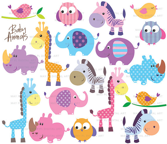 Baby Animal clipart #5, Download drawings
