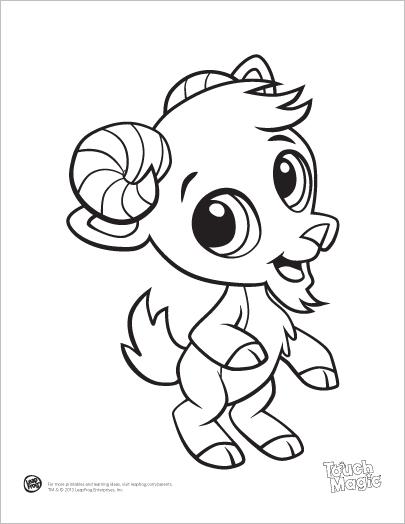 Baby Animal coloring #9, Download drawings