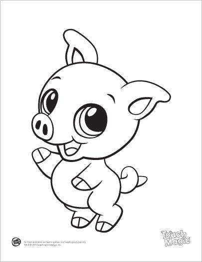 Baby Animal coloring #18, Download drawings