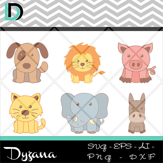 Baby Animal svg #4, Download drawings