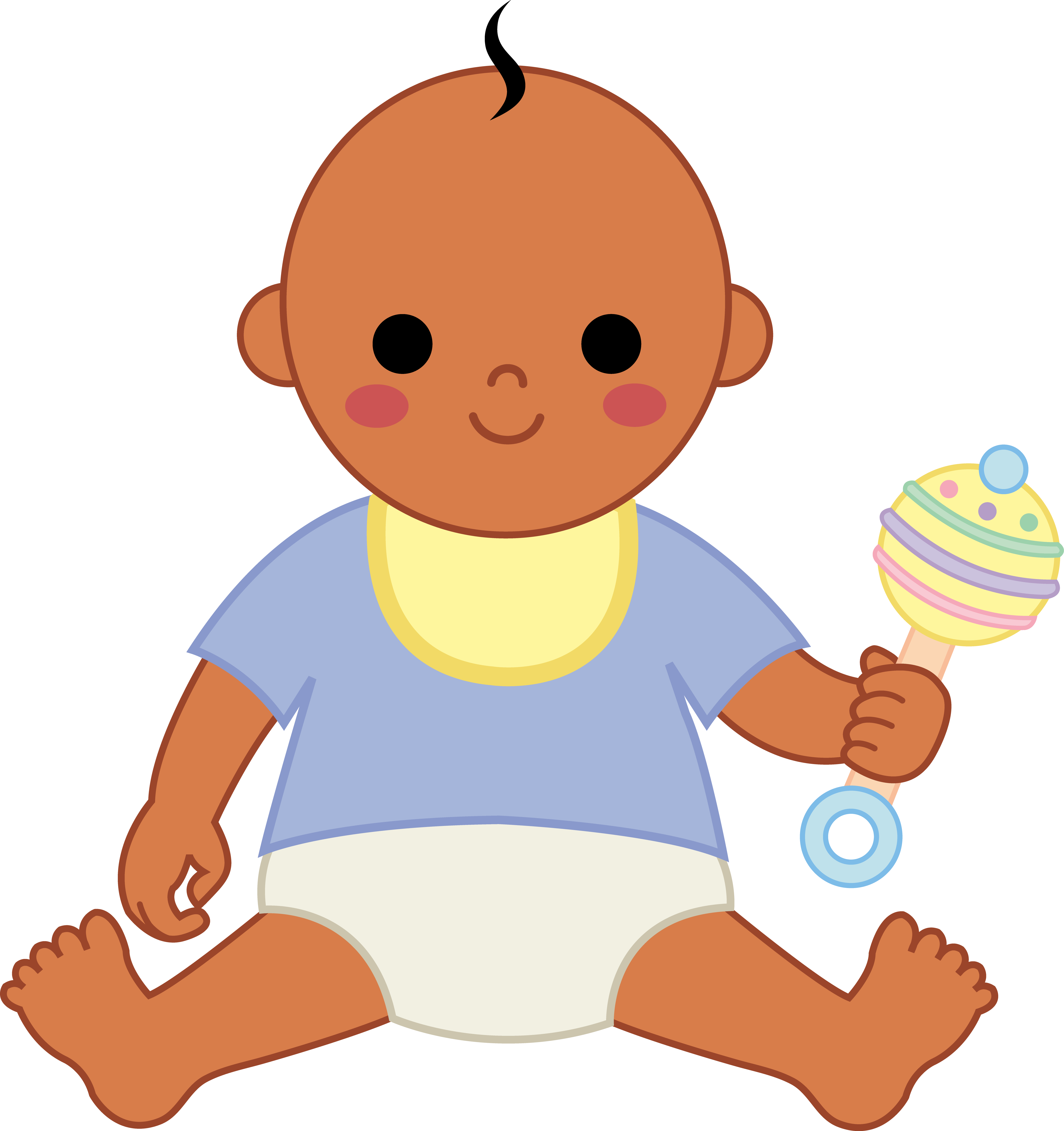 Baby clipart #6, Download drawings