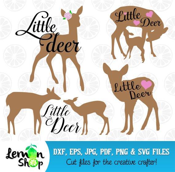 baby deer svg #28, Download drawings