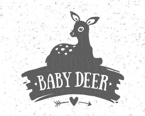baby deer svg #26, Download drawings
