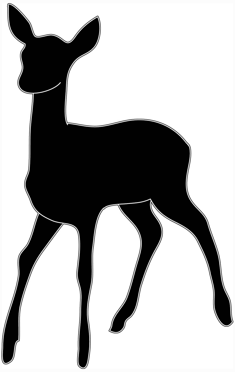 baby deer svg #17, Download drawings