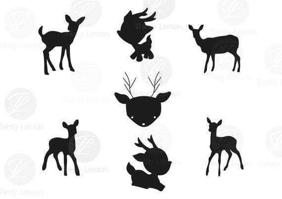 baby deer svg #29, Download drawings