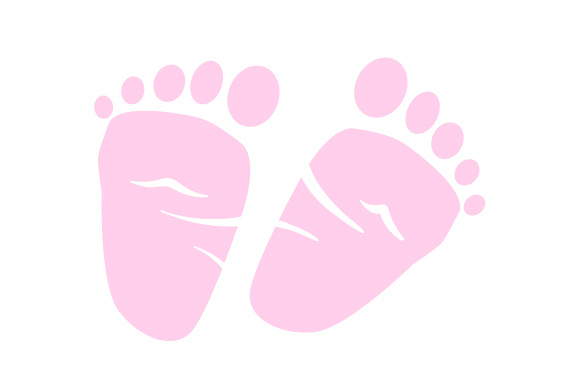 baby feet svg #466, Download drawings