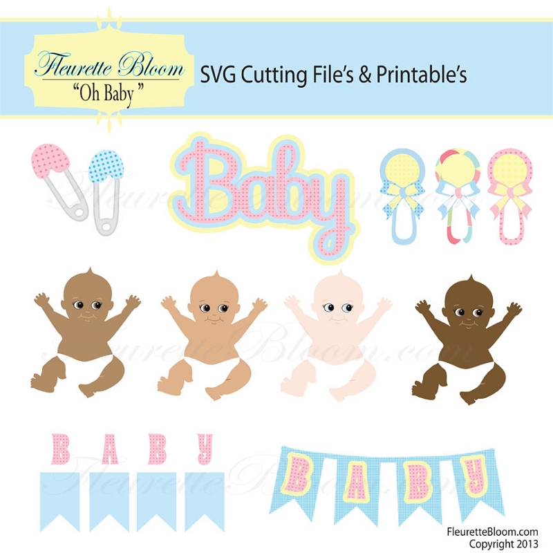 Baby svg #7, Download drawings