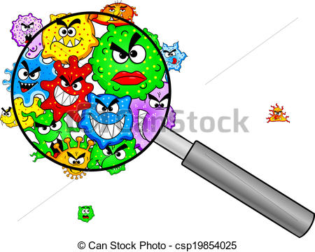 Bacteria clipart #14, Download drawings