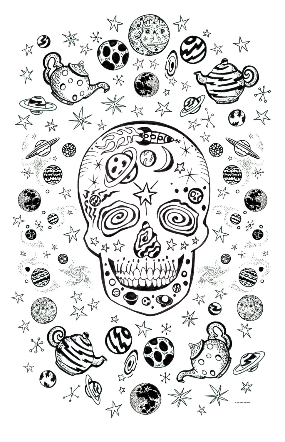 free bacteria coloring pages - photo#7