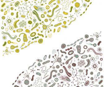 Bacteria svg #10, Download drawings