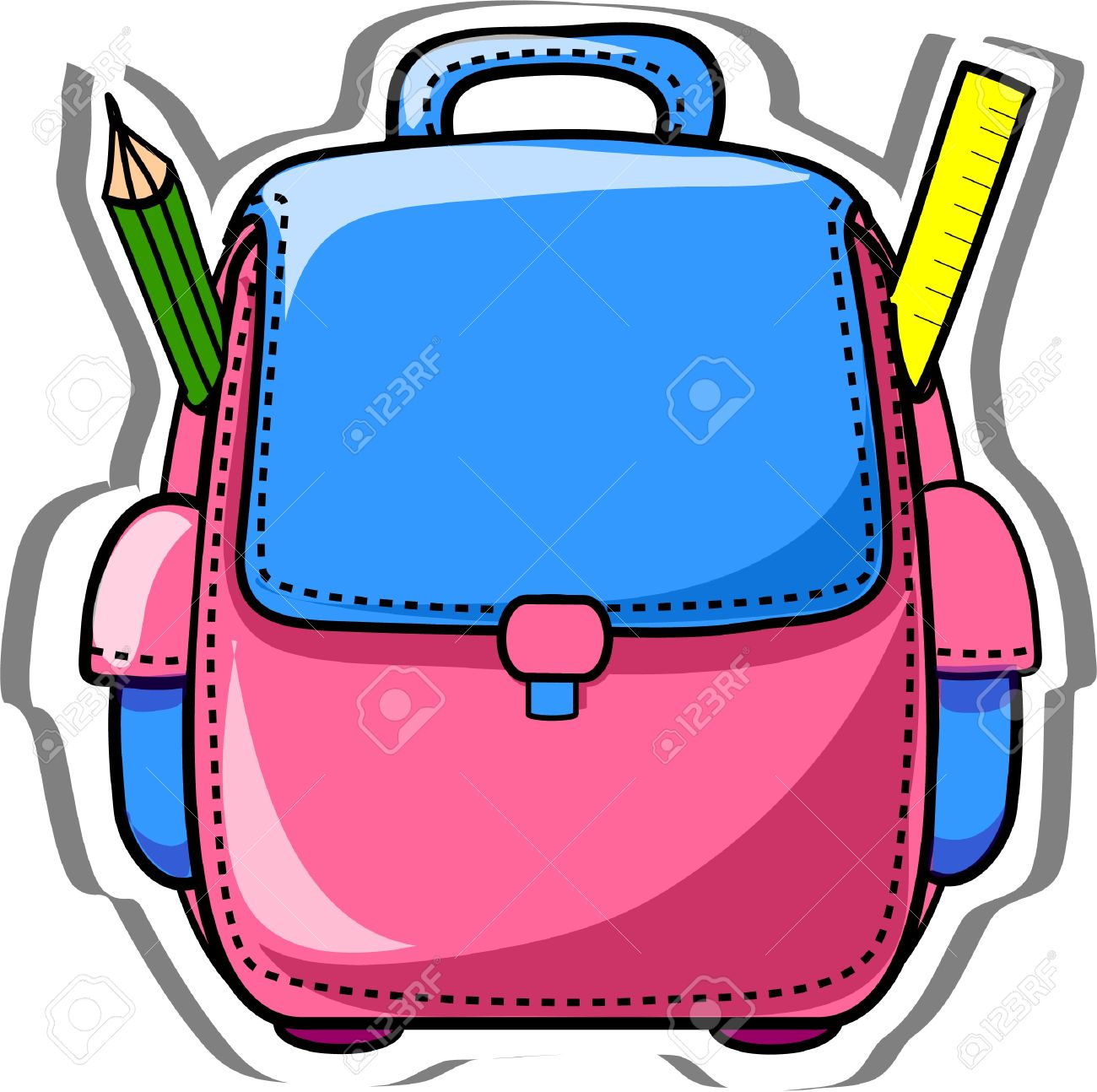 Bag clipart #5, Download drawings