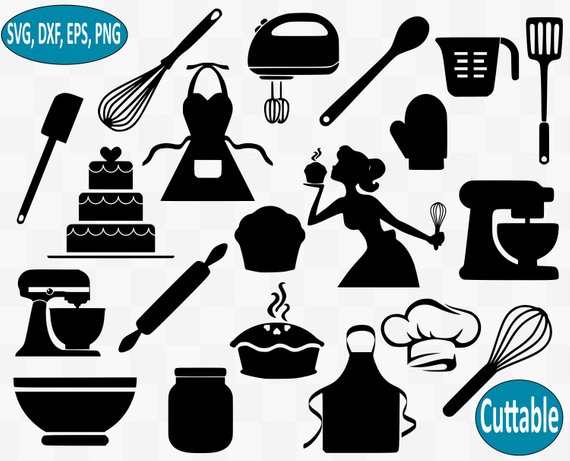 baking svg #103, Download drawings