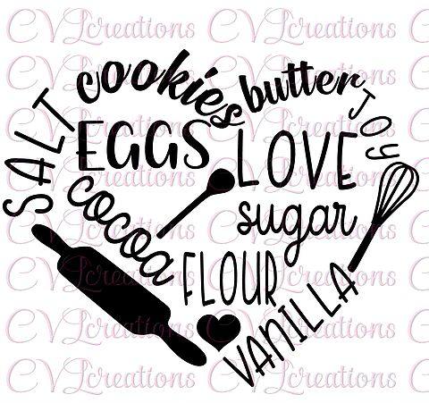 baking svg #97, Download drawings