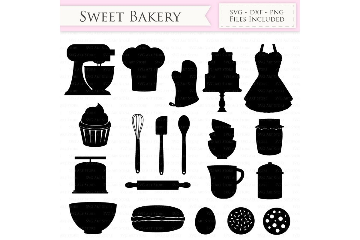 baking svg #102, Download drawings