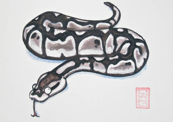 Ball Python clipart #9, Download drawings