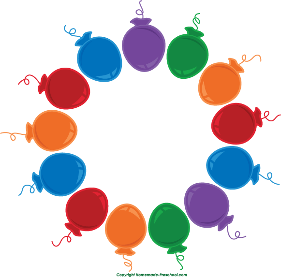 Balloon clipart #4, Download drawings