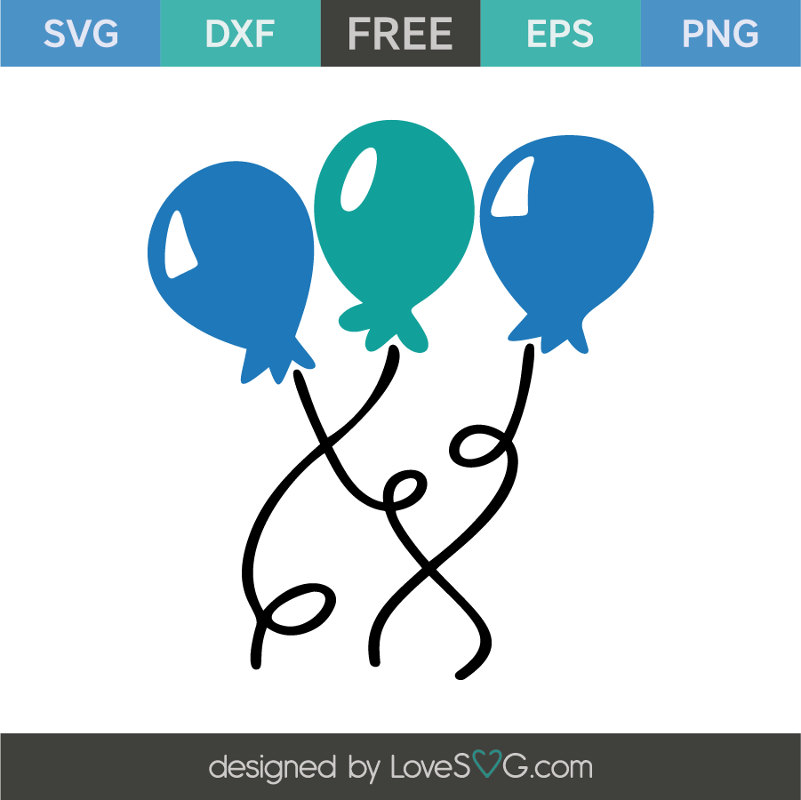 balloon svg free #877, Download drawings