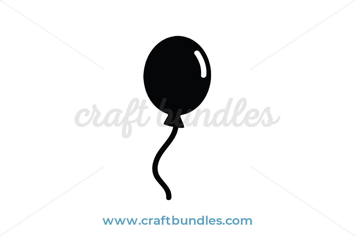 balloon svg free #883, Download drawings