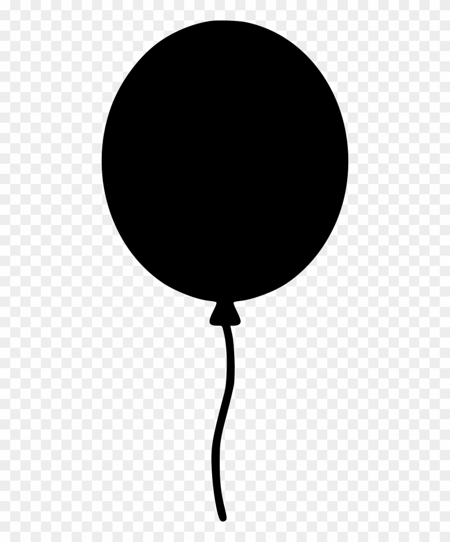 balloon svg free #881, Download drawings