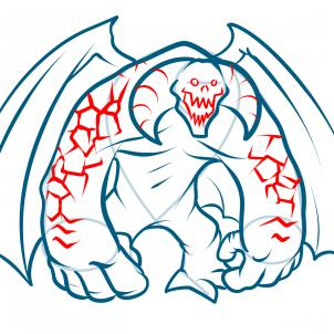 Balrog clipart #20, Download drawings