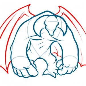 Balrog clipart #18, Download drawings